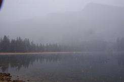 Esimene lumi Yosemites