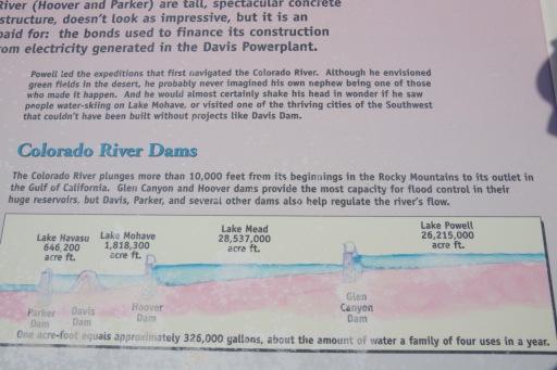 Siin on jänkid varjamatu uhkusega joonistanud skeemi, mis näitab Colorado ökosüsteemi laastamise ulatust.