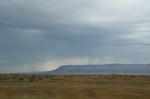 Arizona iseloomulikud maastikud.