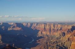 Vaade ida suunas kanjoni külastusala piirilt. Maastikud, mis mõjusid mulle koduselt ja kutsuvalt.