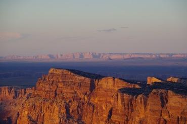 Veel õhtuseid maastikke Colorado platoolt.