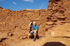 Otsustades ukse järgi polnud Wupatki pueblolased kuigi suurt kasvu.