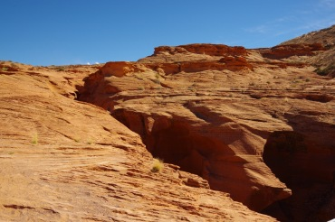 Pealtnäha pole Antelope kanjon justkui midagi erilist...