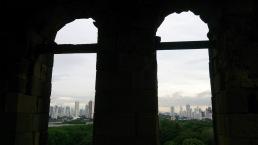 Panama City Casco Antigua silmade läbi