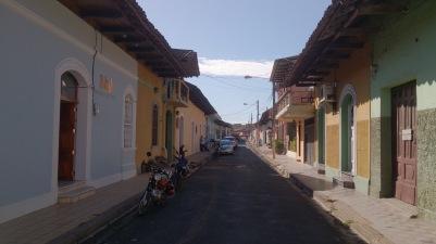 Granada tänavavaateid