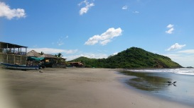 El Transito ranna lõunaosa