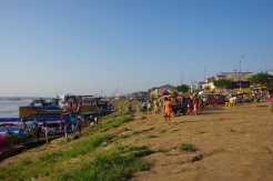 Kaubitsejaid koguneb sadamasse juurde