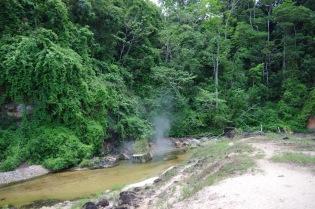 Siin voolab jõkke tulikuum allikas