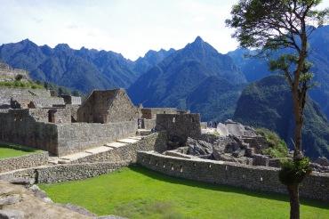 Machu Picchu vaateid