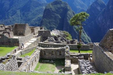 Machu Picchu vaateid 2