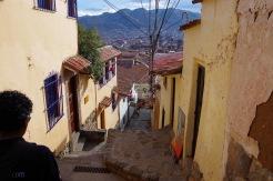Cusco tänavad