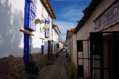 Cusco tänavad 2