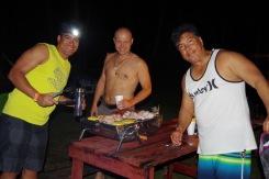 Panamalased on grillirahvas, isegi kui nad on pärit näiteks Kolumbiast.
