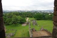 Casco Antigua varemed. 1671.a piraatide poolt rüüstatud linn taastati siit 8km kaugusele (Panama Viejo), geograafiliselt märksa sobivamasse kohta.