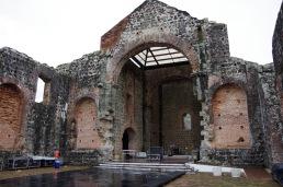 Brigantiinide kloostrist on saanud kontserdipaik.