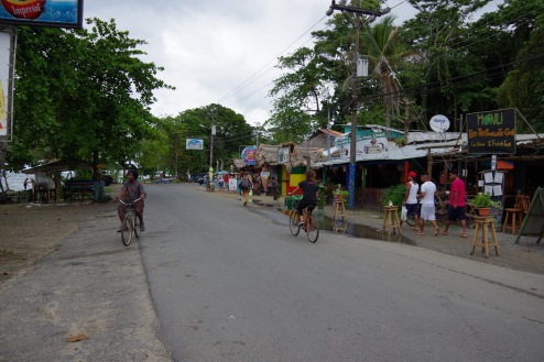 Puerto Vieho peatänav