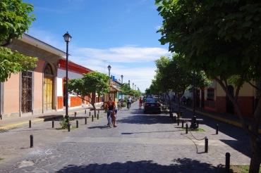 La Calzada, vaade itta
