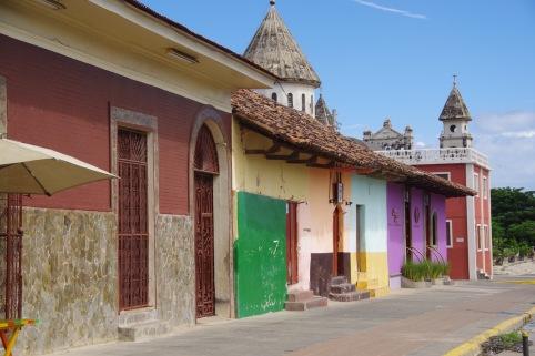 Granada vanad ja kirjud majad