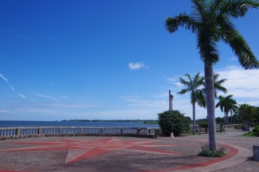 La Calzada lõpeb Cocibolca järverannas.