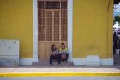 Granada tüdrukud siestahetkel.