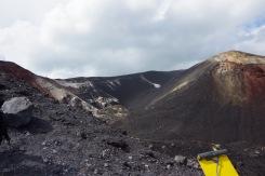 Sissevaade Cerro suurimasse kraatrisse