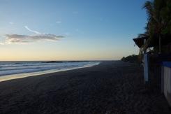 Õhtune rannavaade